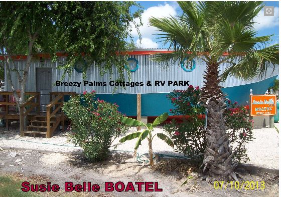 Susie Belle Boatel in Seadrift Texas