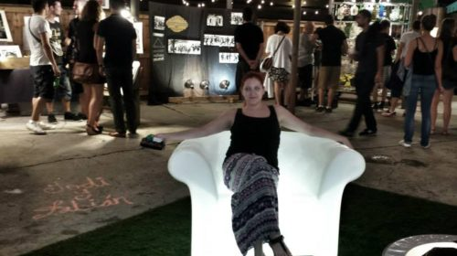 Taylor-in-chair-at-frenchmen-street-market-for-featured-image-500x280 Spending A Ghostly Night in St. Martinville, La