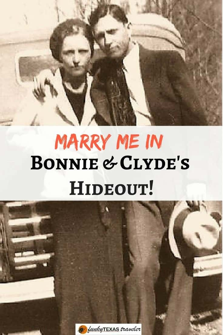 Bonnie-and-Clyde-Texas-Wedding- How to have  an authentic outlaw wedding!