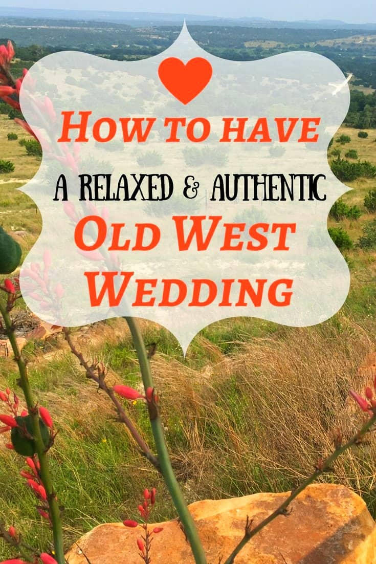 How-to-have-authentic-Old-West-Wedding How to have  an authentic outlaw wedding!