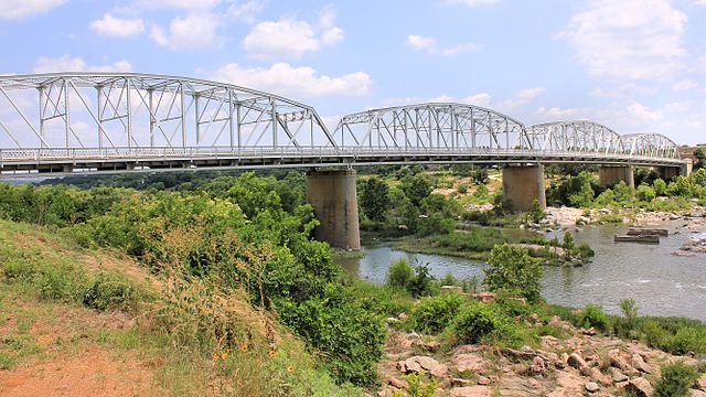 Roy_B_Inks_Bridge_West_Side_Llano_Texas How to have  an authentic outlaw wedding!