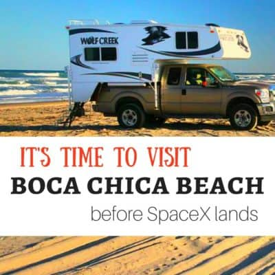 Boca Chica Beach – Why you should visit before SpaceX lands