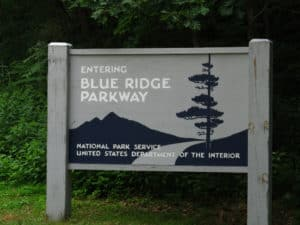 blue-ridge-parkway-sign-300x225 Road Ramble 2016 - The Blue Ridge Parkway and Skyline Drive