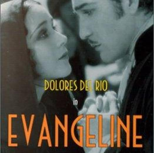 "evang1eline-movie-poster-cropped Why Cajuns Love ""Evangeline"" by Longfellow"