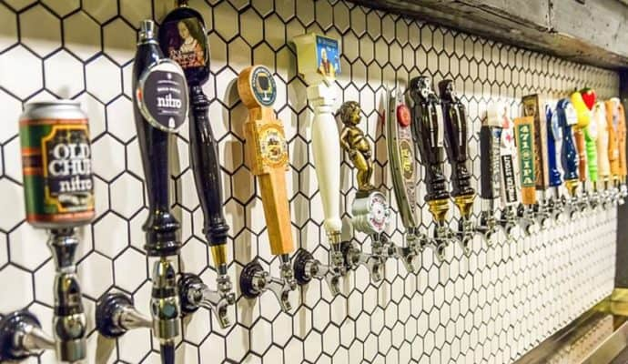 craft-and-seocial-beer-wall-690x400 El Paso, Texas