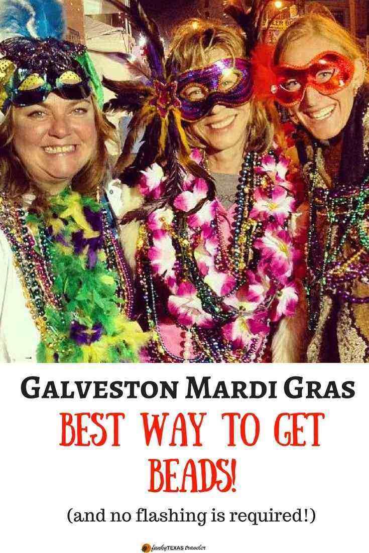 Galveston-Mardi-Gras-best-way-to-get-beads Galveston Mardi Gras
