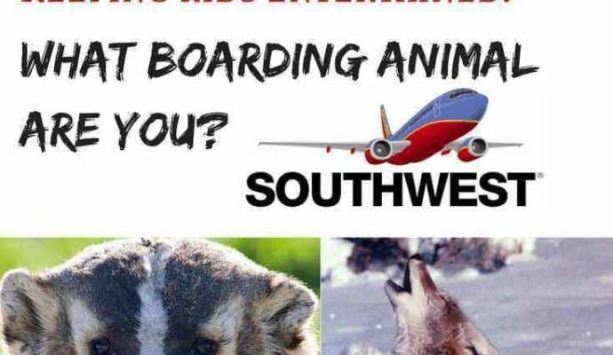 Southwest-Airlines-boarding-animal-game-for-kids-690x400 Southwest Airlines Boarding Game