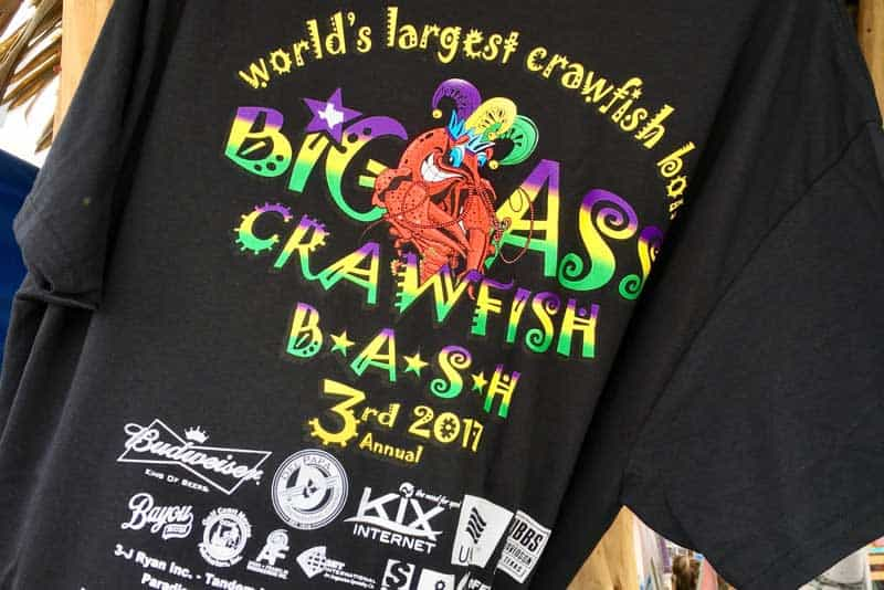 bash-t-3-2-1 Big Ass Crawfish Bash