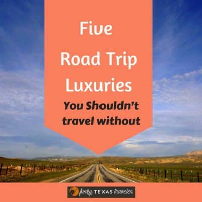 5 Road Trip Luxuries You Shouldn't Travel Without