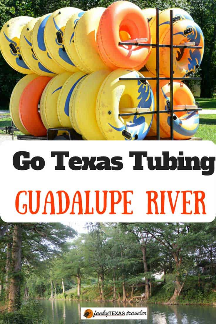 Time-to-go-tubing-on-the-Guadalupe-River Tubing & Camping on River Road - Guadalupe