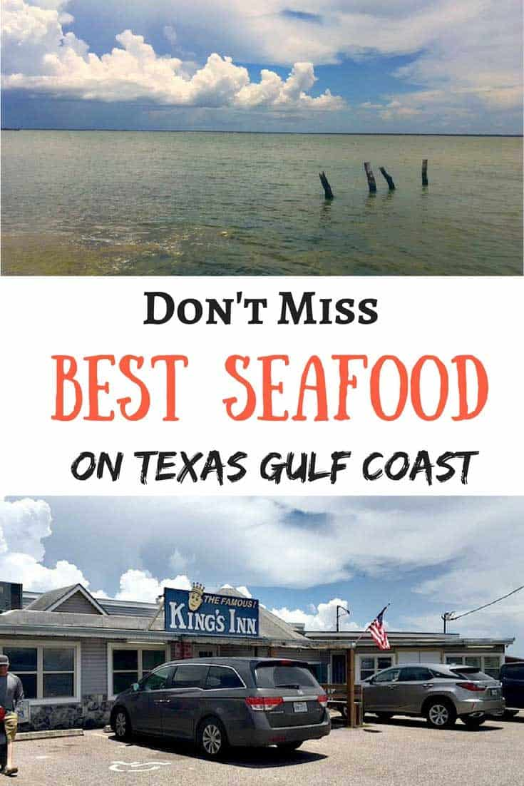 Dont-mess-best-seafood-on-the-Texas-gulf-coast King's Inn - Loyola Beach, Texas