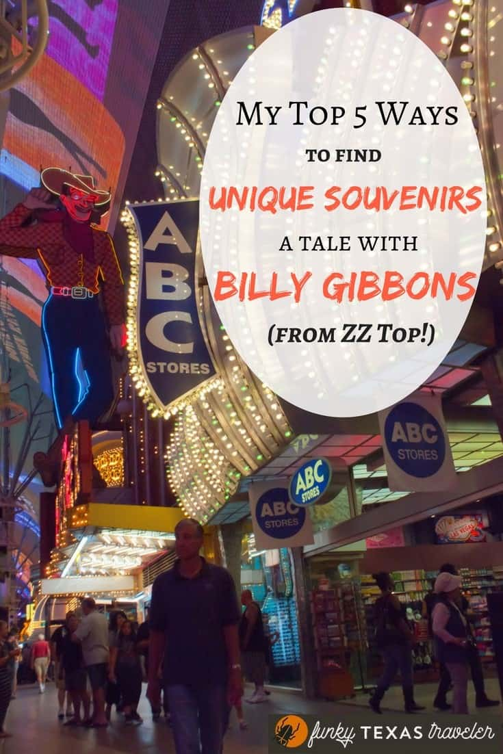 My-top-5-ways-to-find-unique-souvenirs....a-tale-with-Billy-Gibbons-from-ZZ-Top Smart Souvenir Shopping