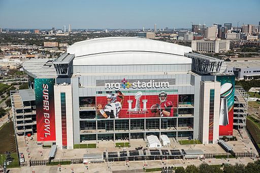 NRG_stadium_prepared_for_Super_Bowl_Li_32513086661 Houston's Best Bars and Restaurants for Sports Fans