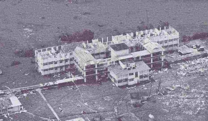 Hurricane-Gilbert-damage-to-hospital-in-Jamaica-690x400 How hurricane hijacked Caribbean sailing vacation in BVI