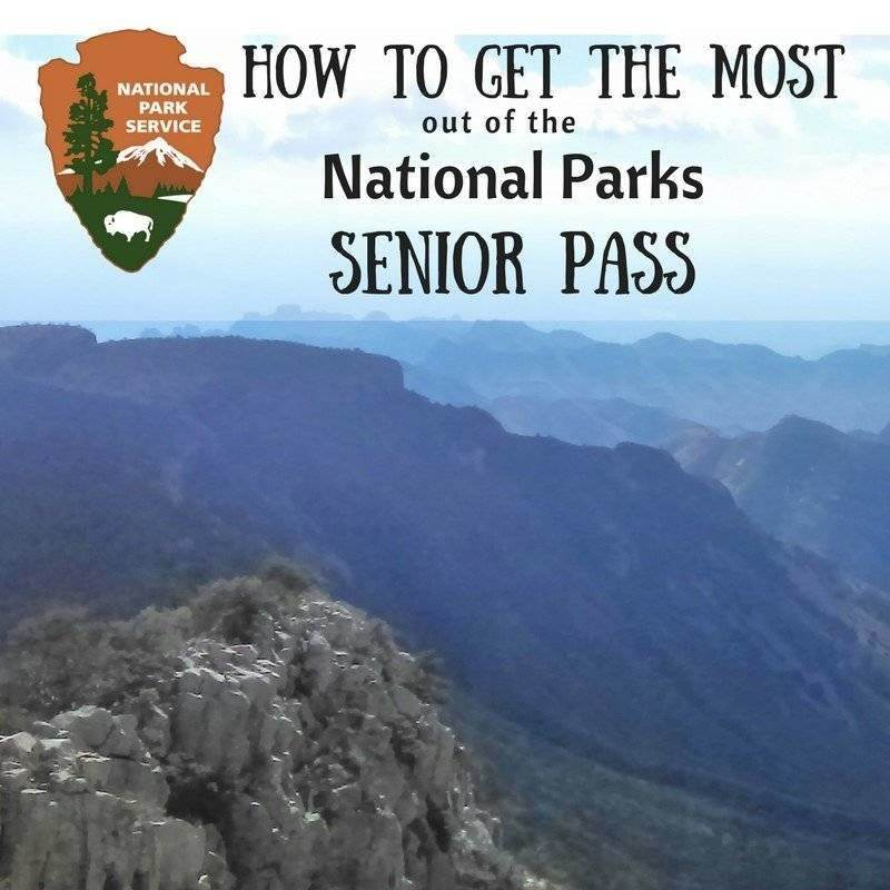 Funky texas traveler travel find different people for Where to buy senior national park pass