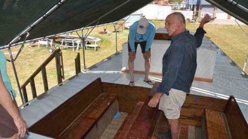 Dan-Pecore-Port-Aransas-boat-builder-Texas-Scow-Schooner-500x280 Dan Pecore, Port Aransas boat builder